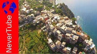 Download Cinque Terre By Drone Video
