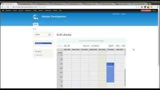 Download Drupal 7 FullCalendar - Daily Dose of Drupal 179 Video