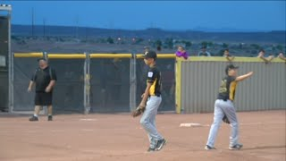 Download Albuquerque's Eastdale bests Carlsbad Shorthorn Little League 5-0 Video