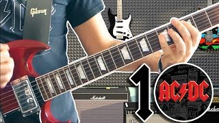 Download Top 10 Riffs: AC/DC *Dedicated To Malcolm Young* Video