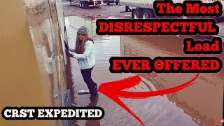 Download The Most Disrespectful load ever offered | crst expedited lease OPERATORS | rookies Video