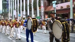 Download DC Akpol Den 45 Kirab @Ginza Street, Tokyo, Japan.mp4 Video