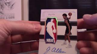 Download 2017/18 Panini National Treasures Basketball 4 Box Case 'Pick Your Team' GB # 1 Video