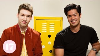 Download Fan Theories With Devin Druid & Ross Butler From '13 Reasons Why' | Seventeen Video