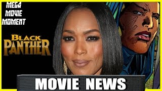 Download Angela Bassett Cast in Marvel's Black Panther | Mega Movie Moment Video