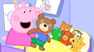 Download Peppa Pig Full Episodes | Teddy's Playgroup | Cartoons for Children Video