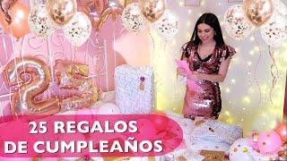 Download ¡MI NOVIO ME SORPRENDE! - 25 REGALOS de CUMPLEAÑOS | Bstyle Video