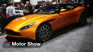 Download Aston Martin DB11 vs McLaren 570GT – 2016 Geneva Motor Show Video