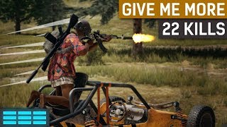 Download PUBG Solo 22 Kills | Action Doesn't Stop! Video