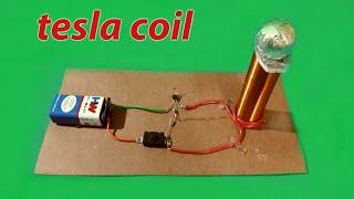 Download Make a mini ″Tesla coil″ (Easy to make) Video