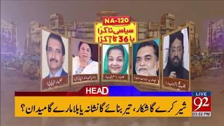 Download 92 News Headlines 03:00 PM - 17 September 2017 - 92NewsHDPlus Video
