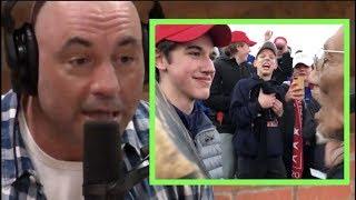 Download Joe Rogan on the ″MAGA″ Kids Controversy Video