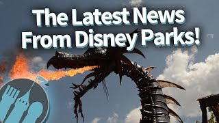 Download The Latest News From Disney Parks! Video