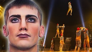 Download Learn Circus Makeup Step by Step! | KURIOS | Banquine Flyer | Cirque du Soleil Video