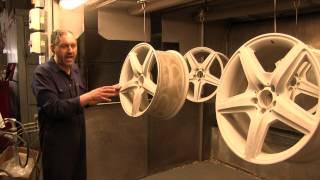 Download Pro-autocraft Alloy Wheel Refurbishment Video