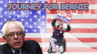 Download JOURNEY FOR BERNIE! #FEELTHEBERN Video