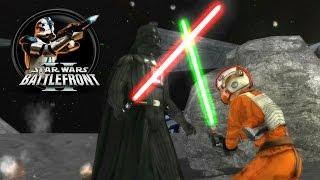 Download Star Wars Battlefront II Mods (PC) HD: Sol Map Pack - Earth: Luna | Galactic Civil War Video