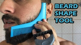 Download BEARD SHAPING TOOL REVIEW Video