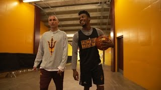 Download 'All Access' extended: Arizona State men's basketball embraces grittier, aggressive play this season Video