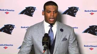 Download Cam Newton On Panthers' First Loss in 2016   NFL Video