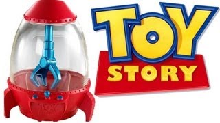 Download Squinkies The Claw Carry Case Toy Story Disney Pixar Stores 30 figures by ToyCollector BluCollection Video