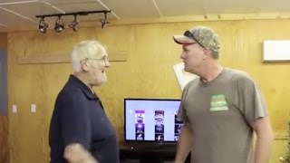 Download PSYCHO DAD FIST FIGHT ANGRY GRANDPA! Video