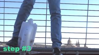 Download 5 Steps - how to ride a self balancing unicycle Video