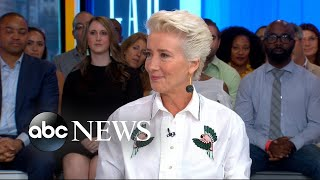 Download Emma Thompson says Stanley Tucci could have been her husband Video