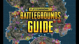 Download PLAYERUNKNOWN'S BATTLEGROUNDS GUIDE - Beginners Guide! Tips! Tricks! Final Circle! PUBG LIVE! Video