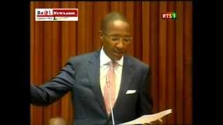 Download La declaration du Premier Ministre Abdoul Mbaye 26 decembre 2012 Video