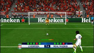 Download LIVERPOOL vs REAL MADRID | Penalty Shootout | PES 2017 Gameplay | UEFA Champions League Video