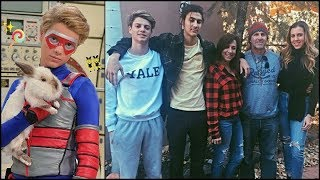 Download Real Life Family of Henry Danger Video