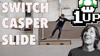 Download RODNEY MULLEN TRICKS 1UP | SWITCH CASPERSLIDE EP1 Video