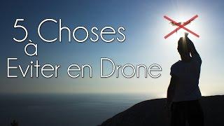 Download 5 Erreurs à éviter en Drone Video
