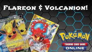 Download Pokemon TCGO #2! - Flareon/Volcanion Deck! (Post Rotation) Video