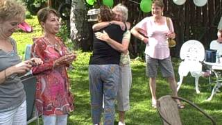 Download This Mom is SHOCKED TWICE at 60th Birthday Surprise Party! A MUST See! Video