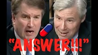 Download ″ANSWER THE QUESTION!!″ Sheldon Whitehouse CONFRONTS Brett Kavanaugh on Trump & Corporate Corruption Video