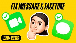 Download How to Fix iMessage or FaceTime Not Working on iPhone Video