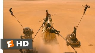 Download Mad Max: Fury Road - Harpoon and Pole Battle Scene (8/10) | Movieclips Video