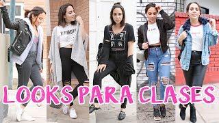 Download LOOKS PARA CLASES! (DE LUNES A VIERNES) | What The Chic Video