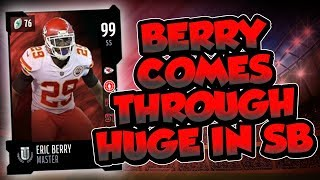 Download Madden 18 Ultimate Team :: Eric Berry Comes Through HUGE in Superbowl :: Madden 18 Ultimate Team Video