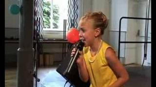 Download Mathilda Lindström: Småstjärnorna i Växjö 2008-08-09 Video