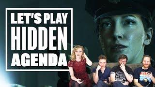 Download Let's play Hidden Agenda (Part 1) - IAN KILLS HIS OWN PARTNER Video