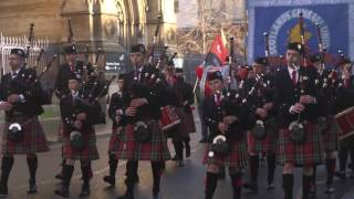 Download STUC St Andrew's Day March and Rally 2016 Video