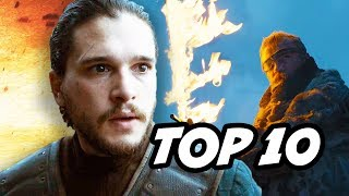 Download Game Of Thrones Season 7 Episode 5 - TOP 10 Q&A Video