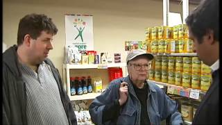 Download Feeding America's poor - why food stamps won't go away | Channel 4 News Video
