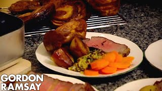 Download How To Make the Perfect Roast Beef Dinner - Gordon Ramsay Video