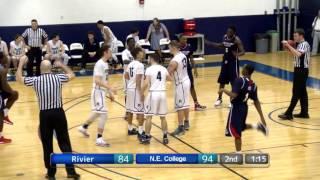 Download Daniel Webster College at Rivier Women's Basketball HD 11/22/16 Video