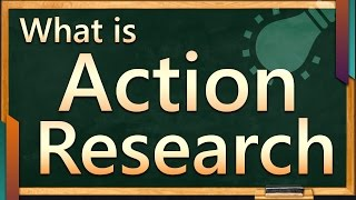 Download What is Action Research in Education | Education Terminology || SimplyInfo Video
