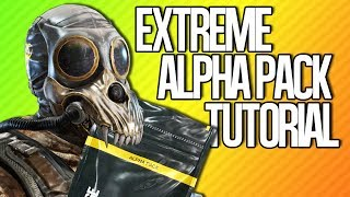 Download EXTREME ALPHA PACK TUTORIAL | Rainbow Six Siege Video